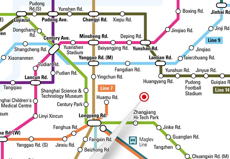 Metroplan Shanghai