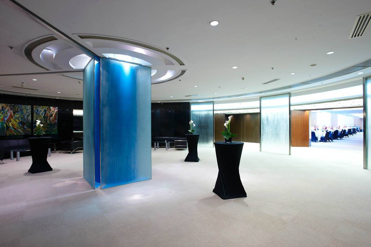 Conference Rooms in the German Centre Shanghai