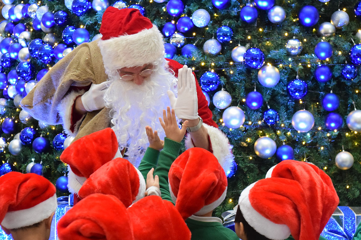 Review: Christmas Tree Lighting 2019