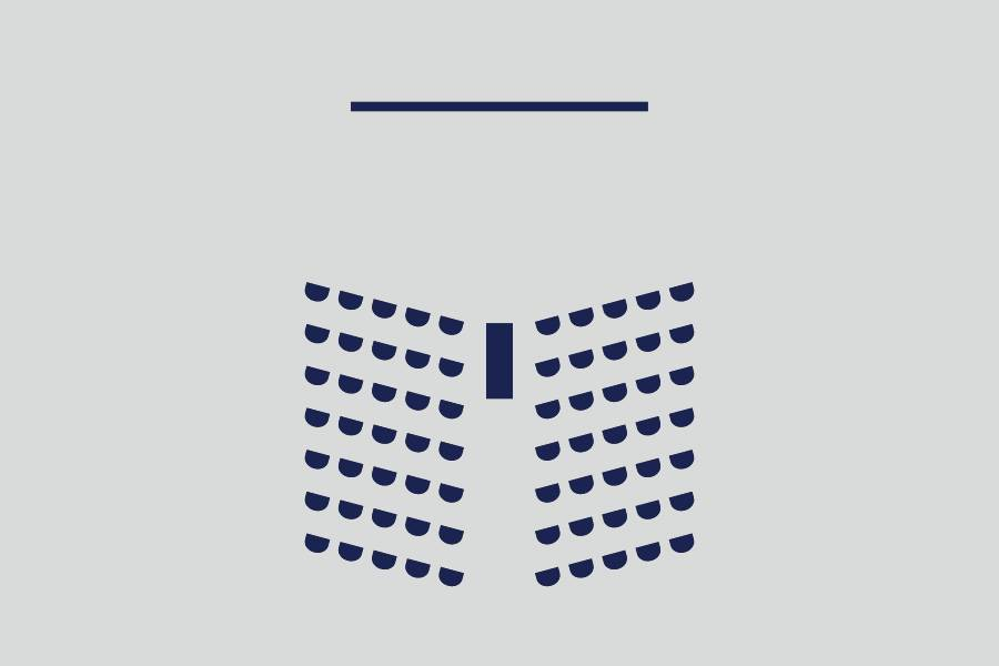 Cinema - für rund 60 Personen